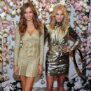 Josephine Skriver and Elsa Hosk – All-new LOVE fragrance event in NYC - 454 x 662