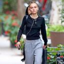 Lily Rose Depp – Out in NYC