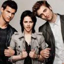 'New Moon': New Portraits of Rob, Taylor, and Kristen