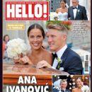Ana Ivanovic and Bastian Schweinsteiger - 454 x 587