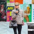 Nicky Hilton – Look stylish while out and in New York - 454 x 681