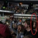 Taylor Swift and Calvin Harris Kiss at Kenny Chesney Concert - 454 x 606
