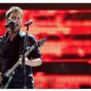 NICKELBACK PERFORM AT MONTREAL'S BELL CENTRE, SATURDAY, APRIL 21, 2012
