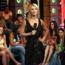 Claire Danes At MTV's TRL