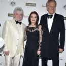Priscilla Presley arrives for the 9th Annual G'Day USA Los Angeles Black Tie Gala on January 14, 2012 in Hollywood