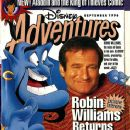 Robin Williams - Disney Adventures Magazine [United States] (September 1996)