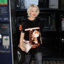 Kimberly Wyatt at The Ivy Soho in London - 454 x 725
