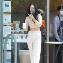 Rumer Willis – Out with her new puppy in Los Angeles