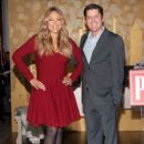 Mariah Carey attends the Pier 1 Imports Pop-up Store launch event on December 1, 2015 in New York City