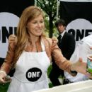Connie Britton - One Campaign Hosts A Ben And Jerry's Ice Cream Social