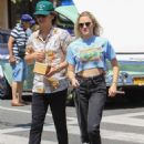 Maika Monroe – Shopping at The Grove in Hollywood