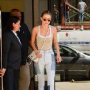 Gigi Hadid – Leaves her hotel in NYC