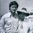 Season Hubley and Kurt Russell