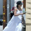Vanessa and Stella Hudgens Out for Lunch in Los Angeles