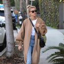 Hailey Bieber – Out in West Hollywood