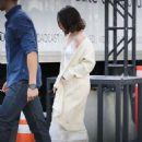 Selena Gomez – Arrives for AMA Practice in LA