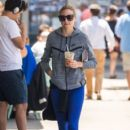 Olivia Palermo: out and about in New York City