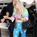 Kesha Sebert – Spotted at Lax Airport In Los Angeles