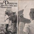 Catherine Deneuve and Marcello Mastroianni - 454 x 315