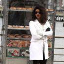 Priyanka Chopra – Filming 'Quantico' set in New York - 454 x 705