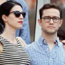 Joseph Gordon-Levitt and Tasha McCauley