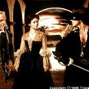 Anthony Hopkins, Catherine Zeta-Jones and Antonio Banderas in Tristar's The Mask of Zorro - 1998