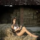 Melita Toniolo In A Sexy Farm Themed Photo Shoot