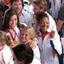 Olympic field hockey players of the Netherlands