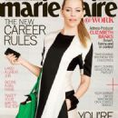 Elizabeth Banks Marie Claire Magazine May 2013 - 454 x 621