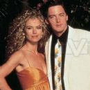 Andrew McCarthy and Kelly Preston