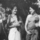 Kishore Kumar, Chanchal, Madhubala and Praeed Kumar