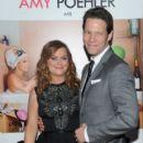 Amy Poehler and Ike Barinholtz