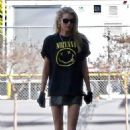 Stella Maxwell – Out in Los Angeles