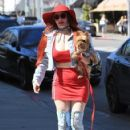 Phoebe Price is seen out in Beverly Hills, California on March 28, 2017 - 422 x 600