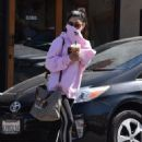 Vanessa Hudgens is spotted out and about in Studio City, California on March 29, 2017 - 454 x 592