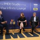 Julianne Moore and George Clooney – IMDb Studio during 42nd Toronto IFF - 454 x 303