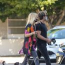 Malin Akerman – Shopping with her husband Jack Donnelly in Los Feliz