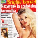 Brigitte Bardot - Nostalgia Magazine Pictorial [Poland] (March 2016) - 454 x 642