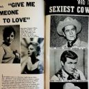 Nick Adams - Movie Life Magazine Pictorial [United States] (June 1958) - 454 x 258