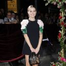 Zoey Deutch – Dolce & Gabbana Boutique Opening Event at Milan Fashion Week 9/25/ 2016