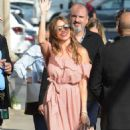Sofia Vergara – Arrives at Jimmy Kimmel Live in Hollywood - 454 x 767