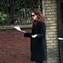 "Julia Roberts - Filming ""Duplicity"" In New York City, 21.04.2008."