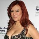 """Jennifer Tilly - The Actors Fund Reading Of """"All About Eve"""" In New York City, 10.11.2008."""