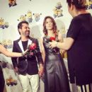 "BerenSaat & Kenan Doğulu: ""Minions"" Premiere (Sept. 01, 2015)"