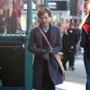 Scarlett Johansson – Filming new film in NY - 454 x 690