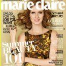 Cynthia Nixon - Marie Claire Magazine July 2008