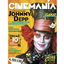 Johnny Depp - Cinemanía Magazine Cover [Mexico] (March 2010)