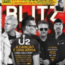 U2 - BLITZ Magazine Cover [Portugal] (March 2017)