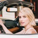 Emma Roberts – FIAT USA 2018 Campaign - 454 x 255