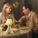 Robert Sean Leonard and Cynthia Watros